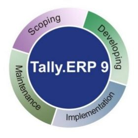 DIPLOMA IN TALLY.ERP9 WITH GST