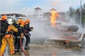 CERTIFICATE IN INDUSTRIAL FIRE AND SAFETY