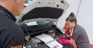CERTIFICATE IN VEHICLE REPARING