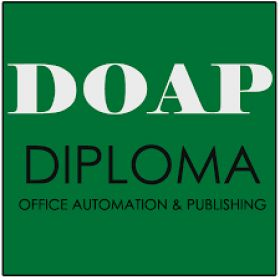 DIPLOMA IN OFFICE  AUTOMATION AND PUBLISHING