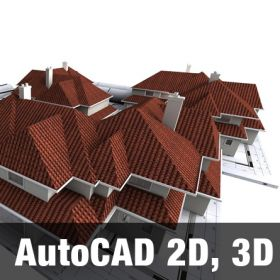 DIPLOMA IN 2D AND 3D AUTOCAD